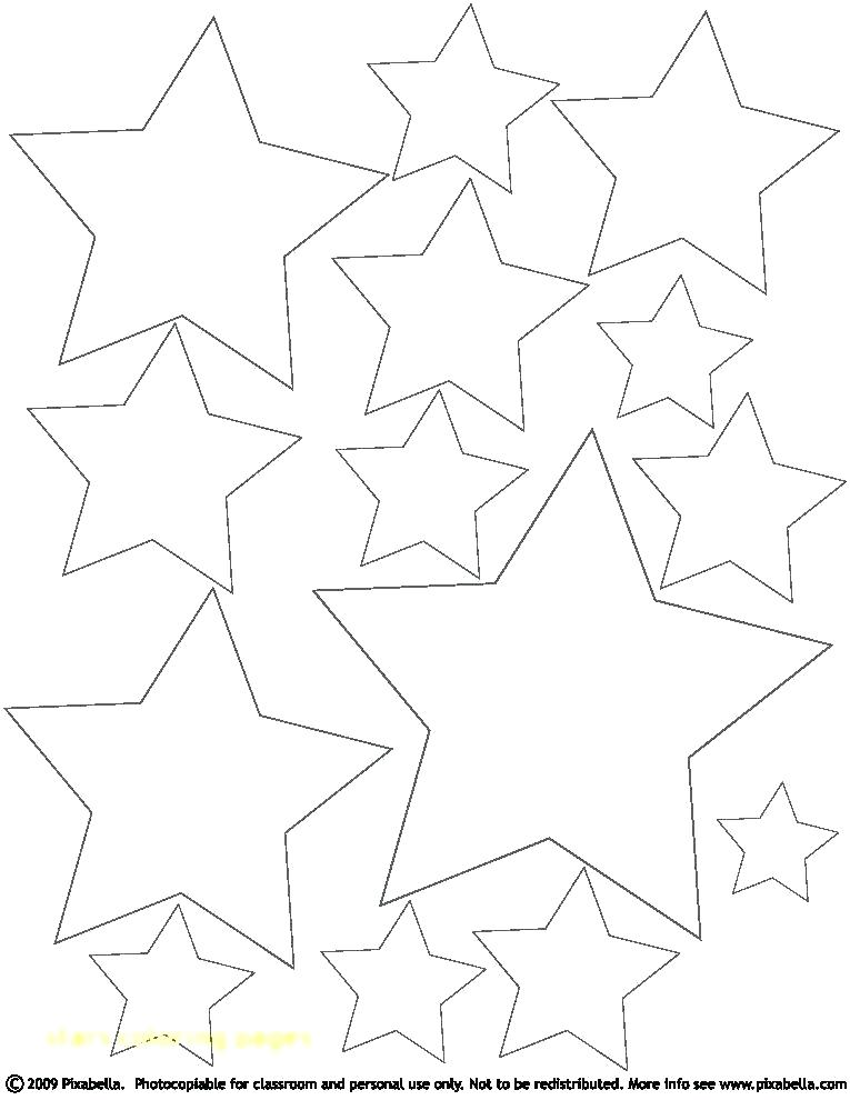 765x990 Star Coloring Pages
