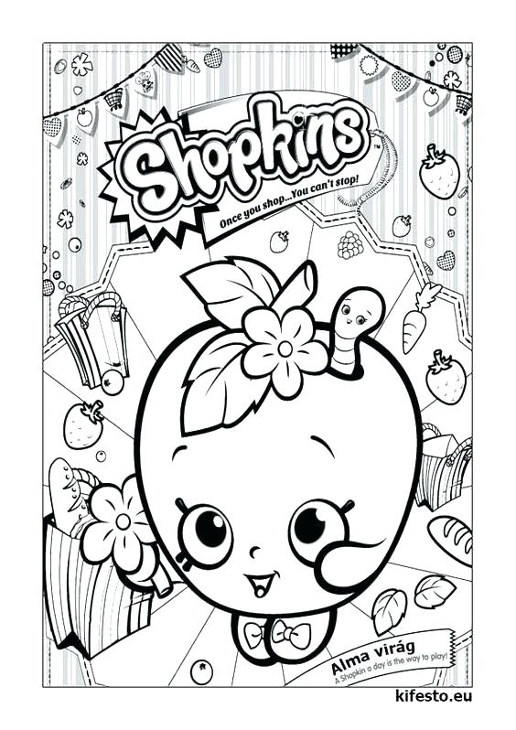 564x798 Shopkins Coloring Pages Coloring Sheets Coloring Sheets Season