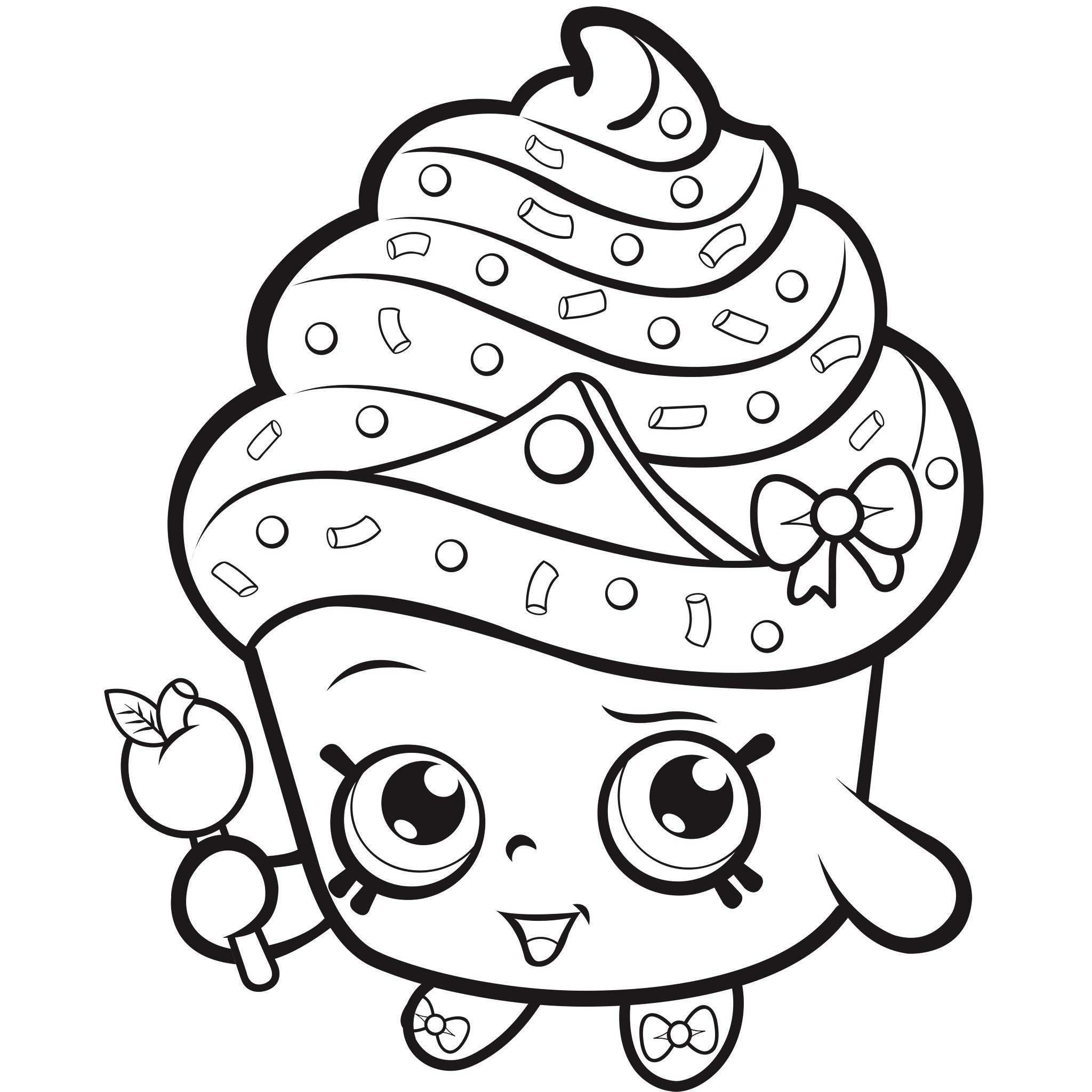 2048x2048 Shopkins Coloring Pages That Are Printable Printable Shopkins