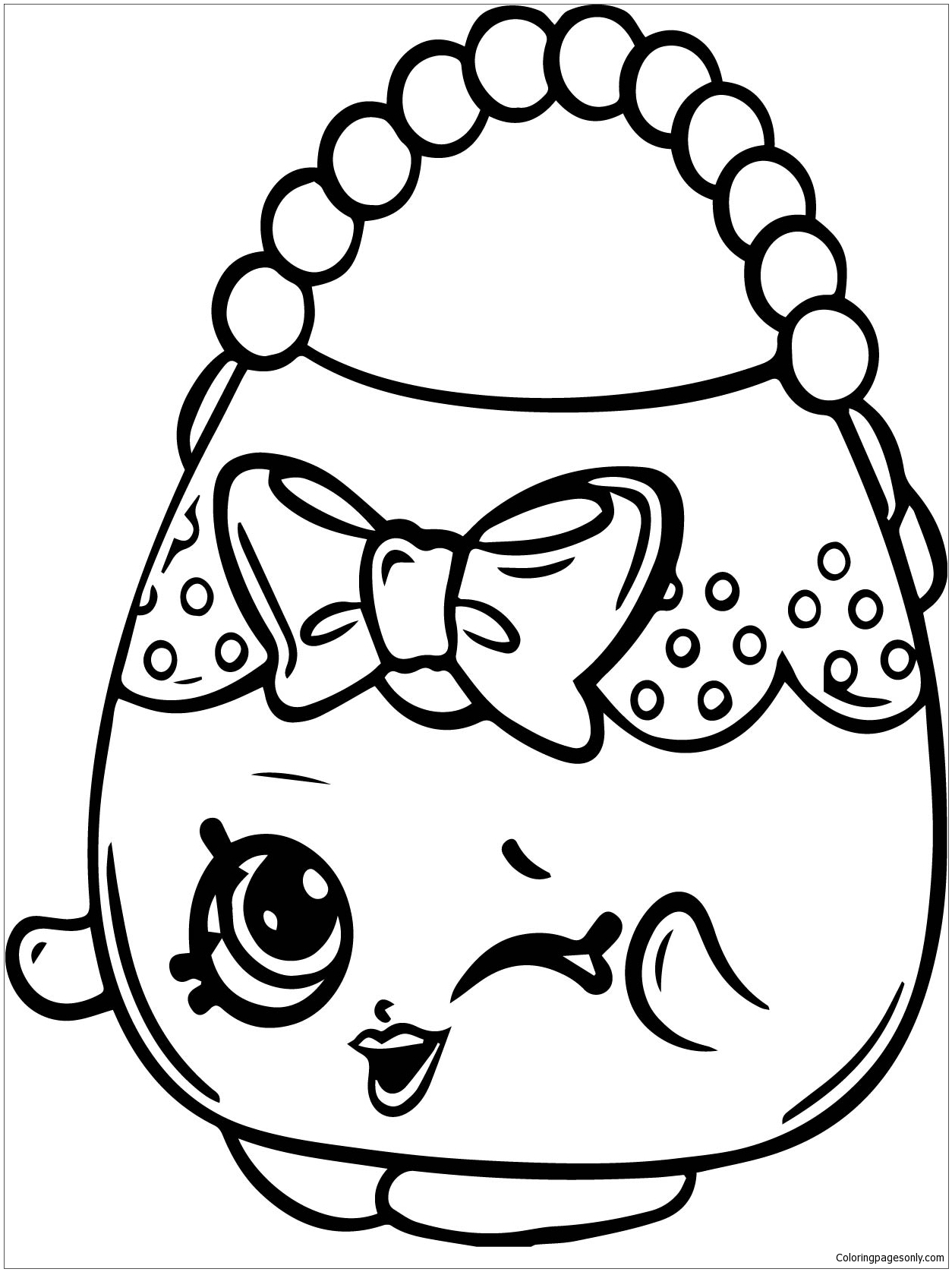 1254x1675 Best Of Shopkins Coloring Pages Page Of Shopkins Coloring