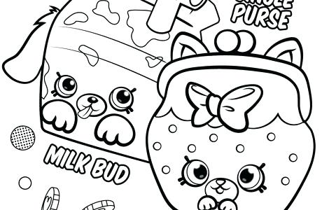 460x300 Shopkin Coloring Pages Season Shopkin Coloring Sheets Coloring