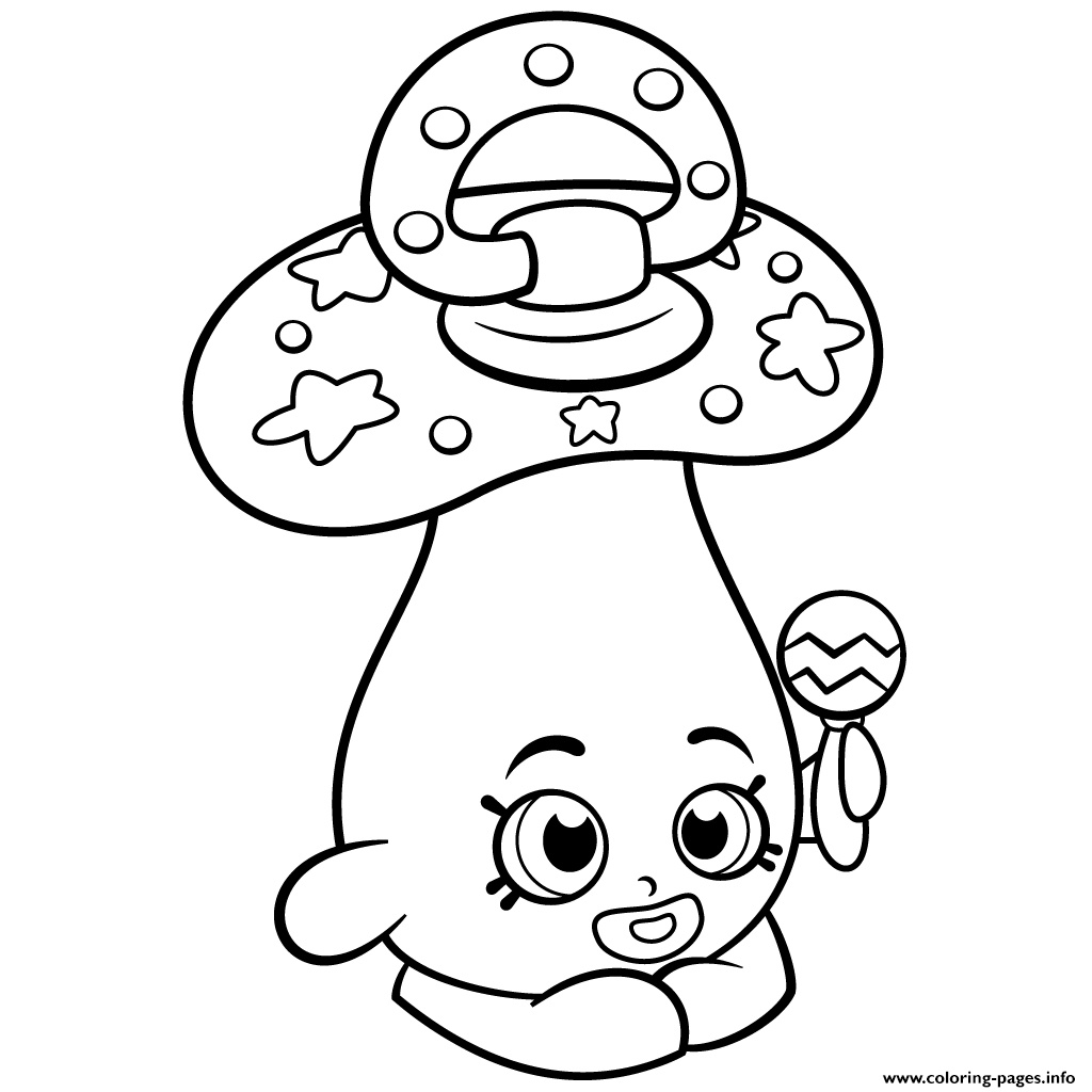 1024x1024 Shopkins Characters Season Baby Coloring Pages Collection