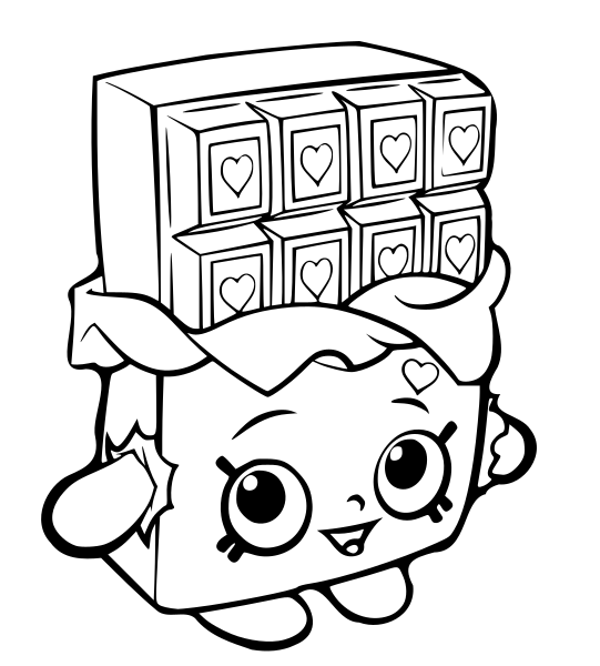 541x600 Shopkins Coloring Pages Shopkins, Coloring Books And Craft