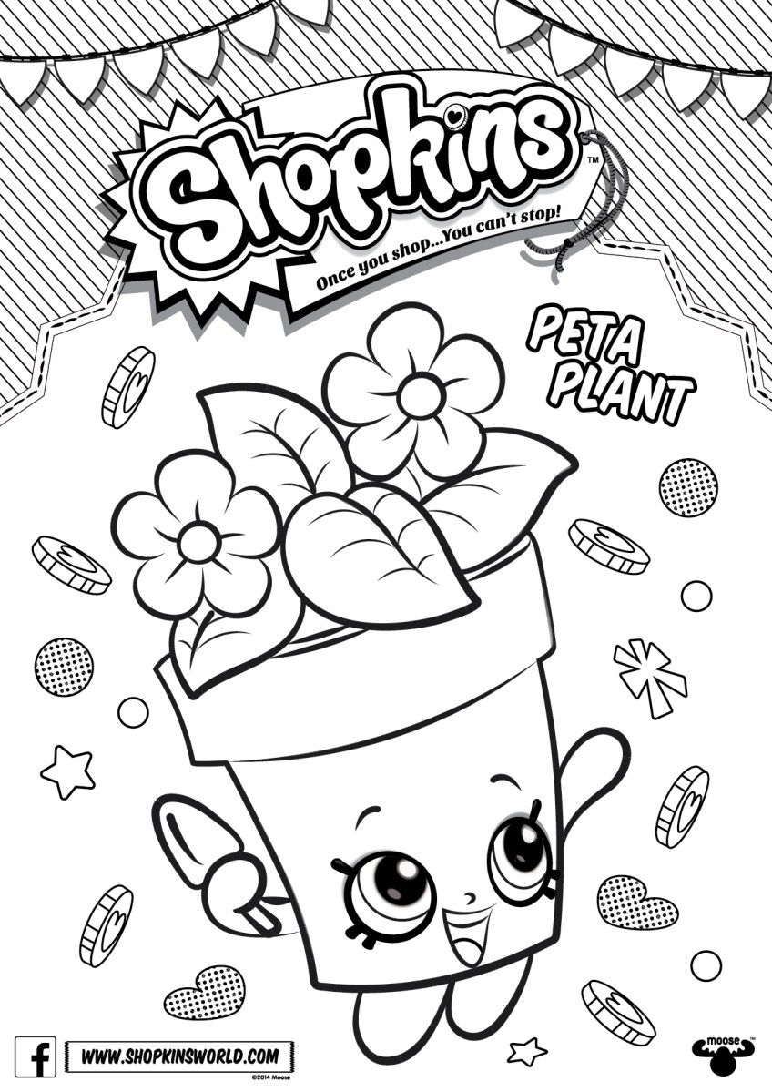 848x1199 Shopkins Coloring Pages Cheeky Chocolate Printable