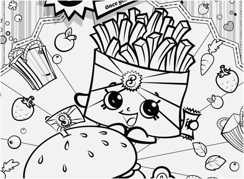 827x609 Shopkins Coloring Pages Shoot Shopkins Coloring Pages Printable