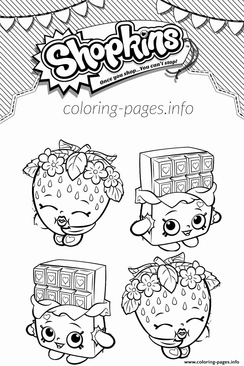 800x1200 Shopkins Shoppies Coloring Pages Pictures Print Shopkins Cheeky