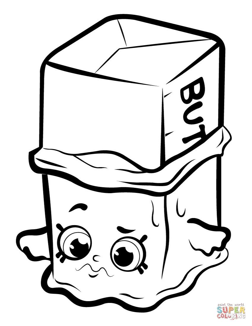 852x1102 Cheeky Chocolate Shopkins Coloring Pages Printable