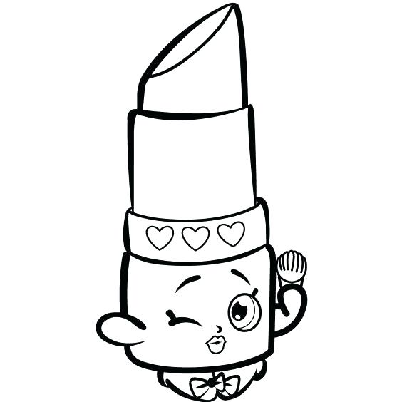 564x564 Shopkins Coloring Sheets Coloring Pages Free Shopkins Coloring