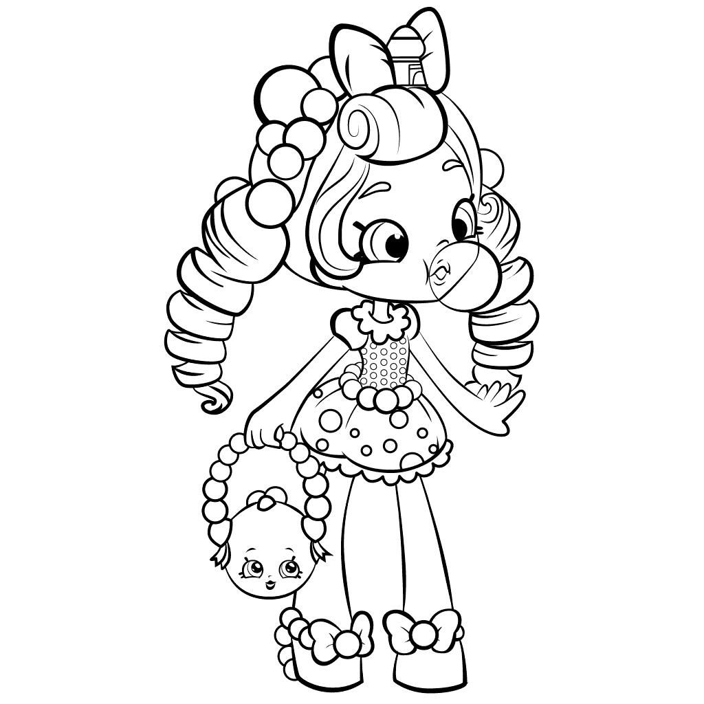 1024x1024 Coloring Pages For Girls