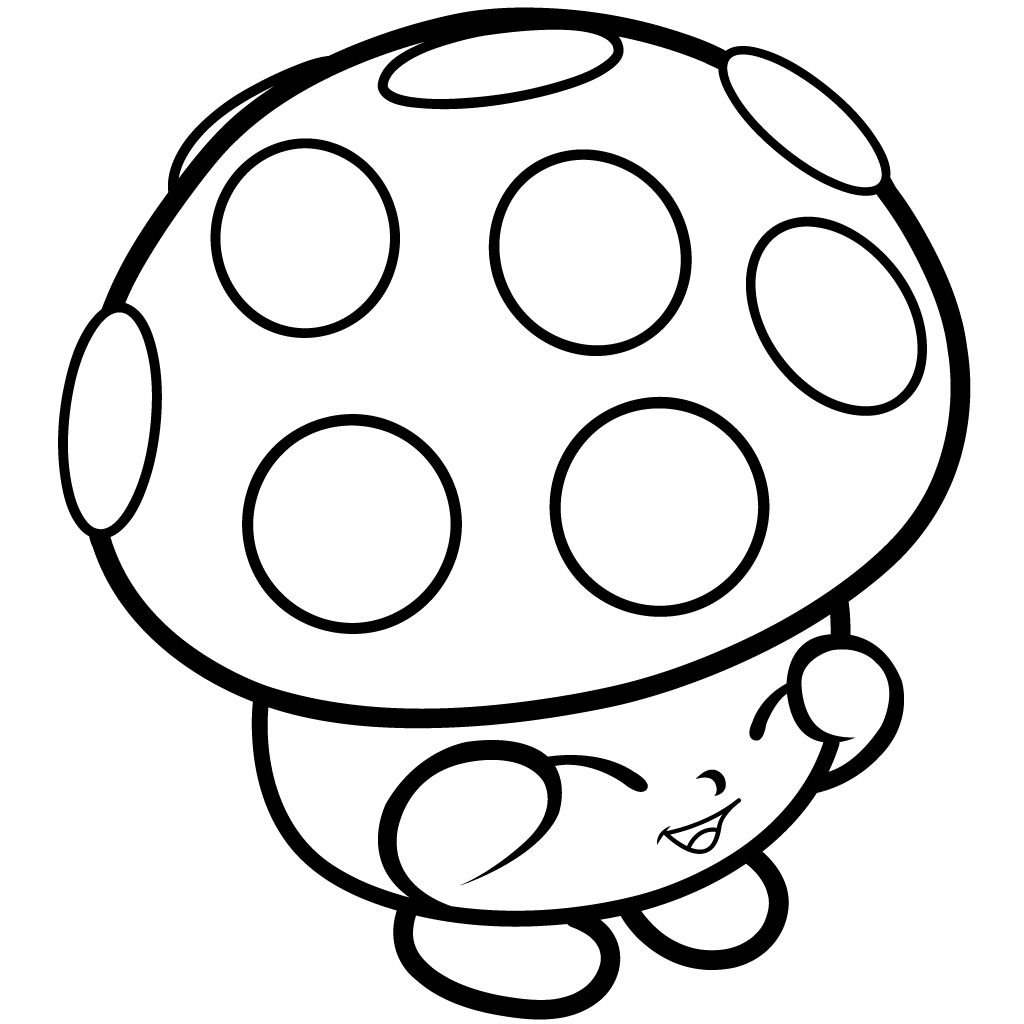 1024x1024 Wanted Limited Edition Shopkins Coloring Pages