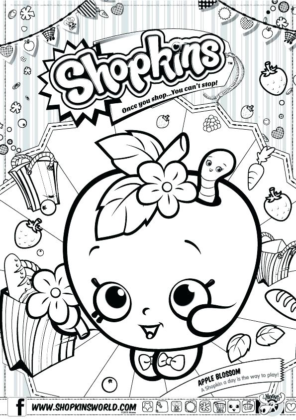 595x842 Coloring Pages Season Limited Edition Chef Club Shopkins