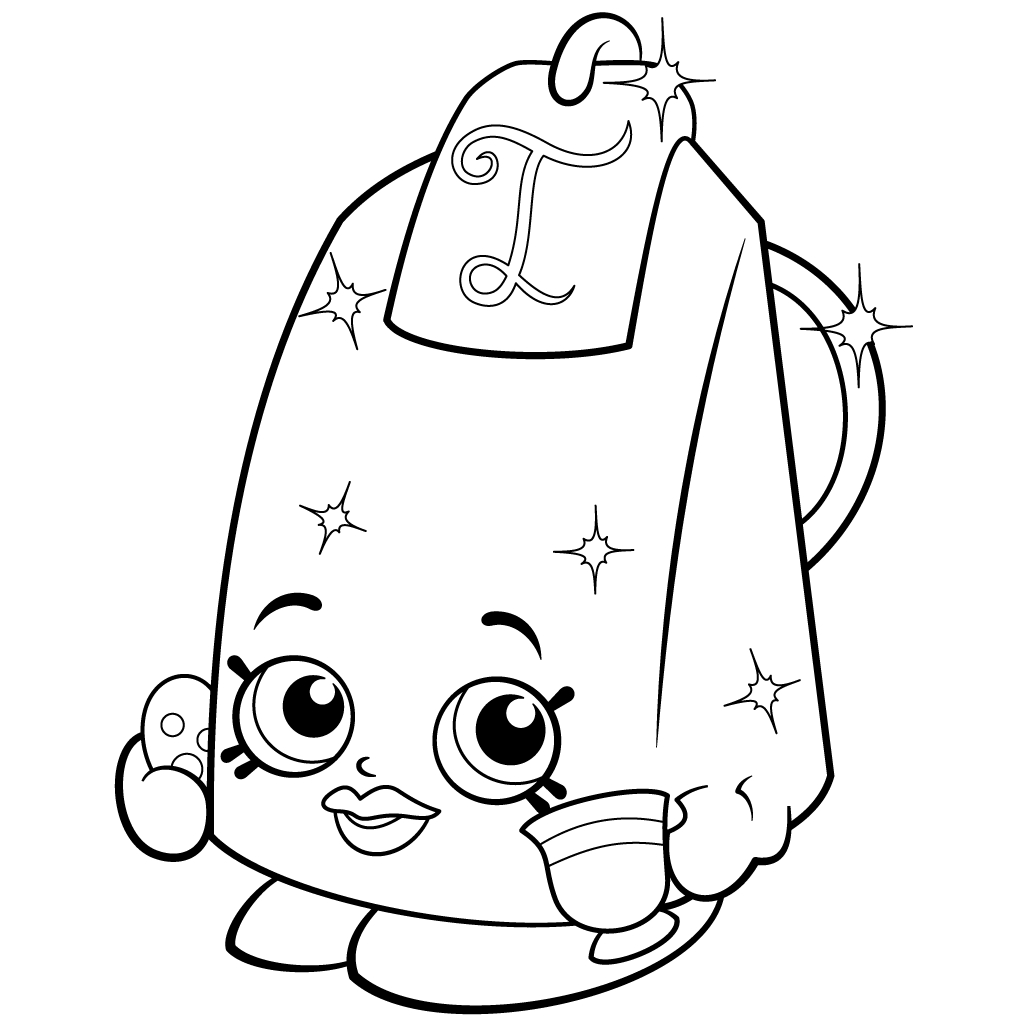 1024x1024 Energy Limited Edition Shopkins Coloring Pages Season To Print