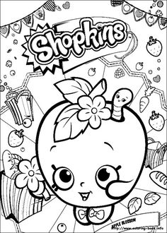236x330 Shopkin Drawings Shopkins
