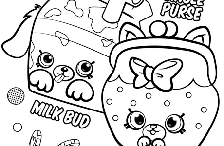460x300 Shopkins Coloring Pages Season Printable Coloring Pages For Kids