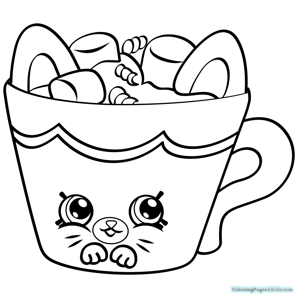 1024x1024 Shopkins Coloring Pages Season Printable Coloring Pages For Kids