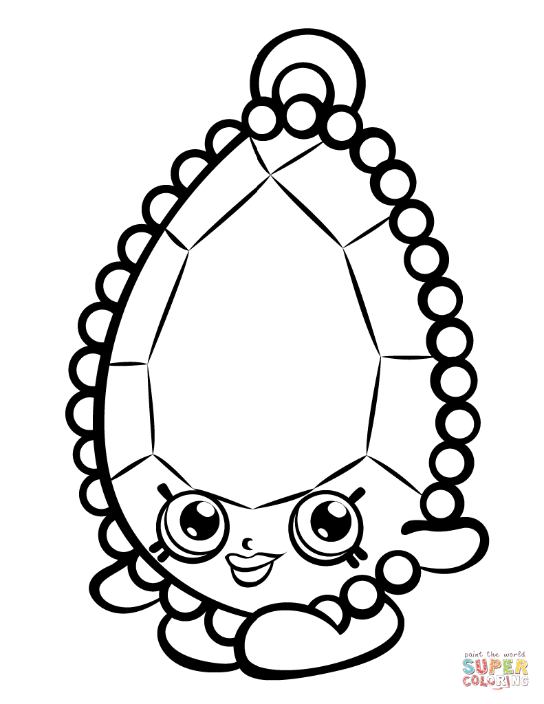 791x1024 interesting design shopkins printable coloring pages brenda brooch