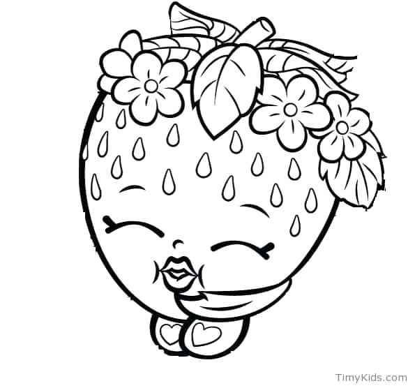 595x556 Shopkins Coloring Pages Coloring Coloring Pages Best Coloring