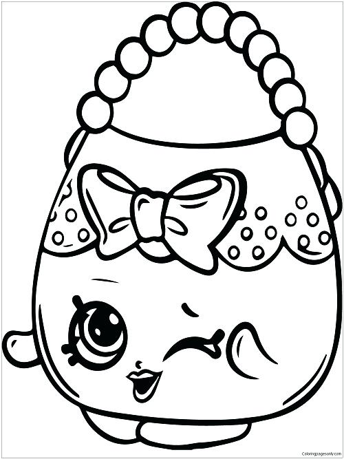 500x667 Shopkins Coloring Pages Sundae Coloring Pages Shopkins Coloring