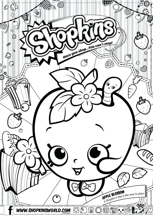 595x842 Shopkin Coloring Pages Snow Crush Season Shopkin Coloring Pages