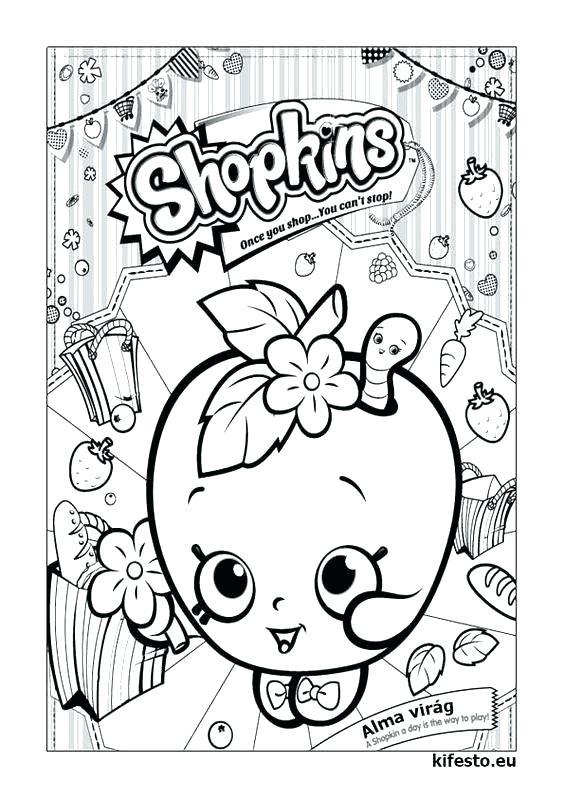 564x798 Shopkins Coloring Pages Coloring Sheets Coloring Sheets Season