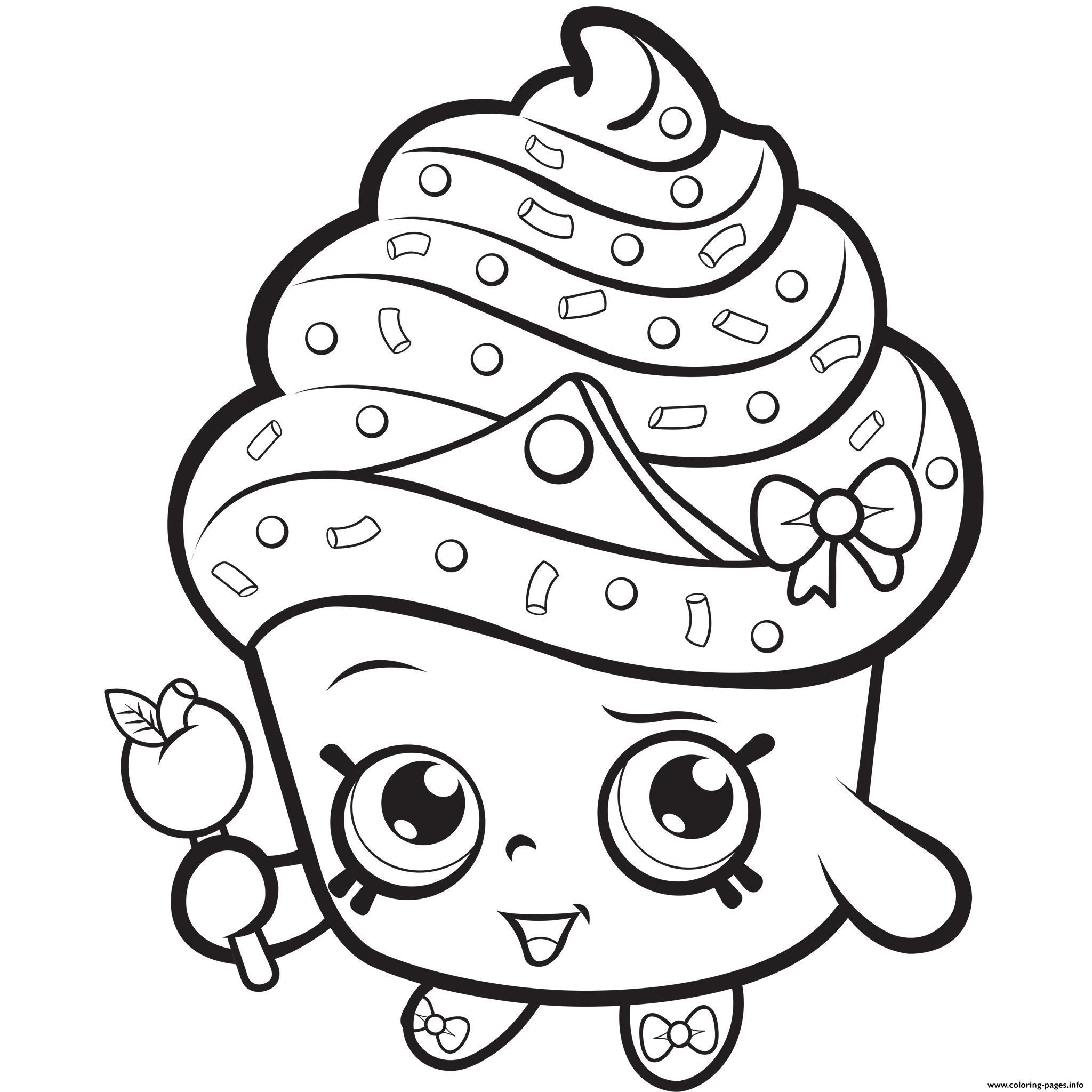 2048x2048 Fresh Shopkins Coloring Sheets Free Coloring Pages Download