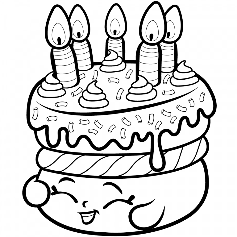 768x768 Shopkin Coloring Pages That You Can Print Best Of Shopkins Page