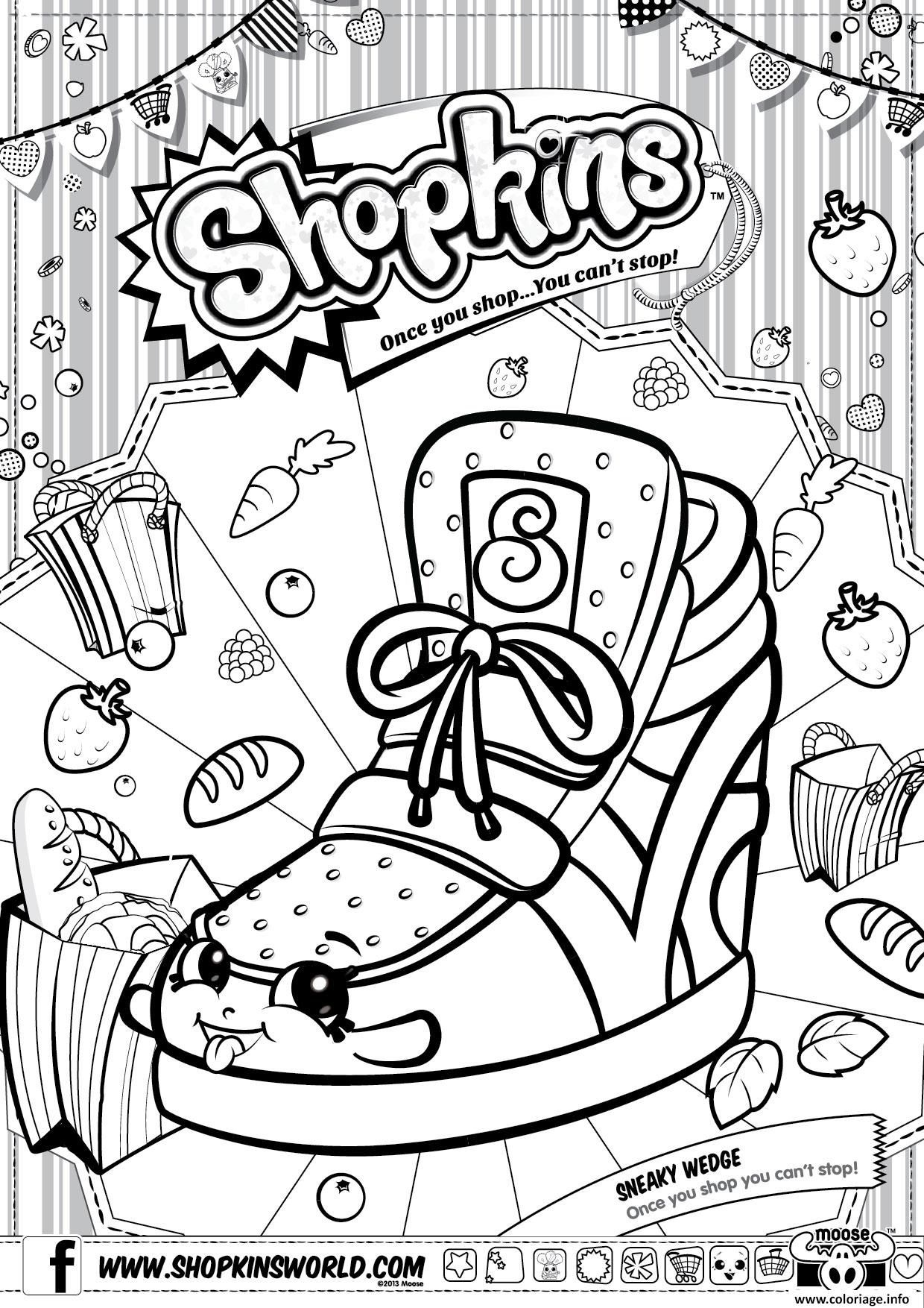 1240x1754 Cheeky Chocolate Shopkins Coloring Pages To Print Coloring