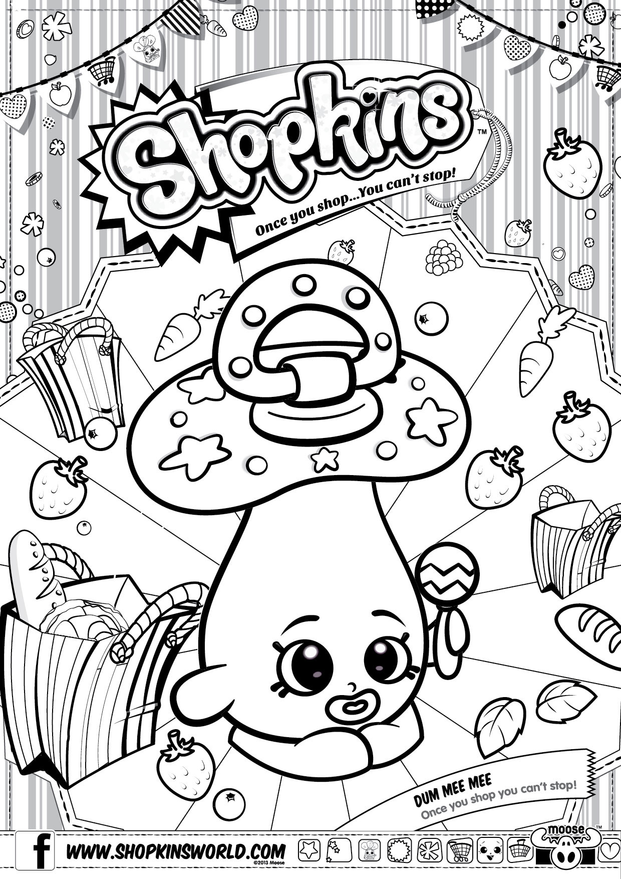 1240x1754 Print Out Coloring Pages Of Shopkins Powerful Shopkins Cupcake