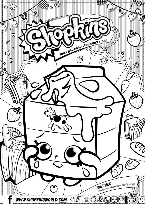 595x842 Shopkins Coloring Pages Cupcake Queen Best Of Best Shopkins