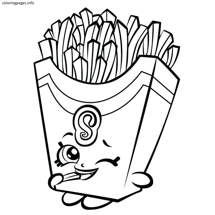 Best Shopkin Coloring Pages Printable Perkins Website
