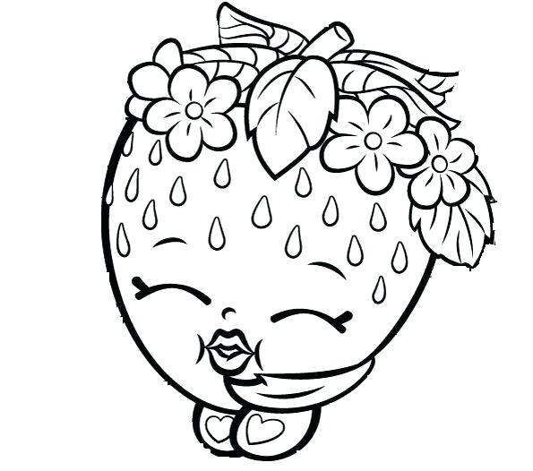 595x526 Shopkins Printable Coloring Pages Also Lippy Lips Coloring Pages