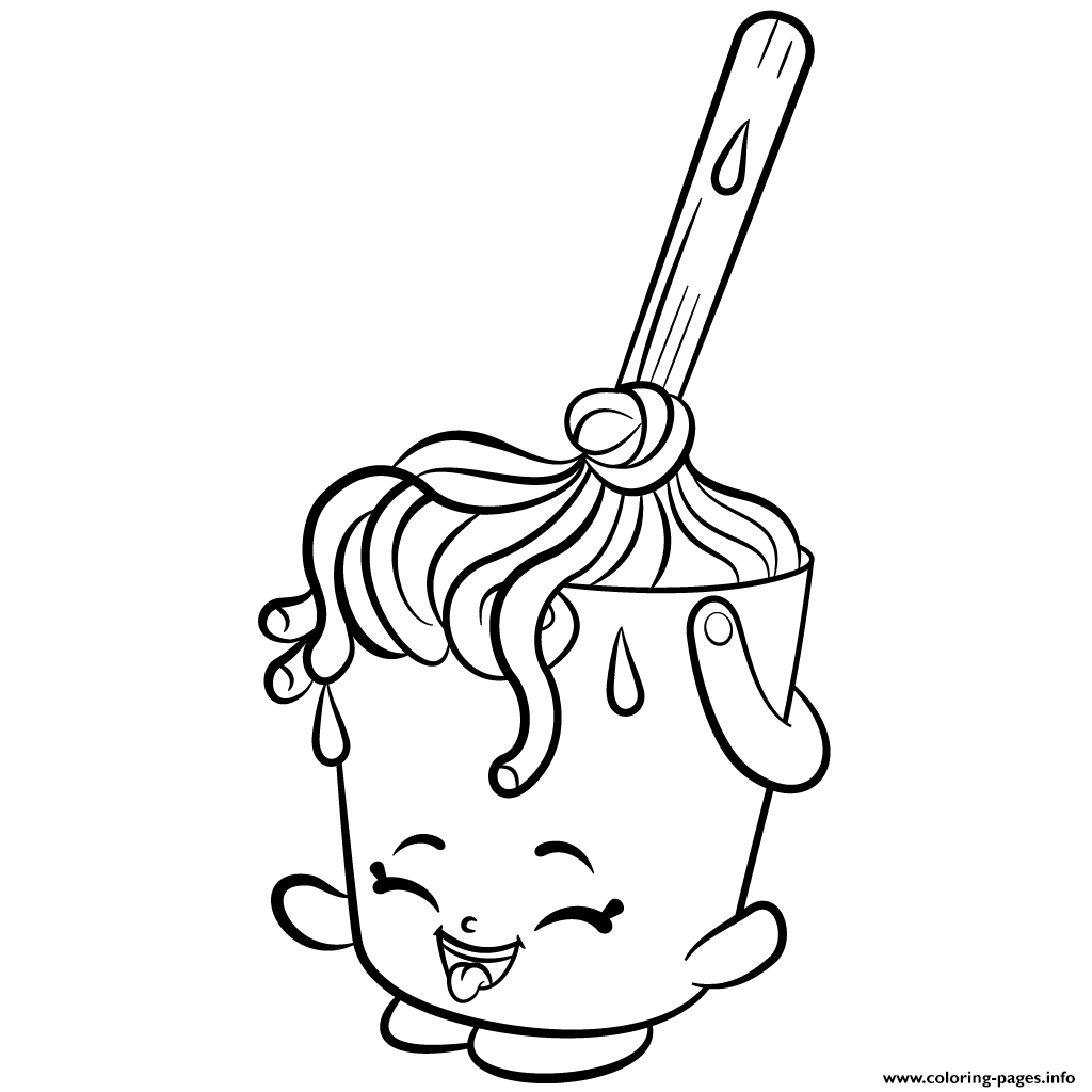 1024x1024 Cleaning Molly Mops Shopkins Season Coloring Pages Printable