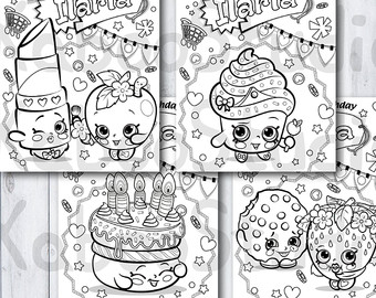 340x270 Hd Wallpapers Shopkins Wishes Coloring Pages Wallpaper Android