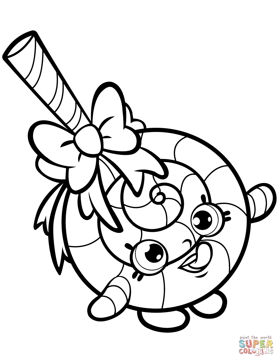 941x1218 Shopkins Characters Wishes Coloring Pages Download
