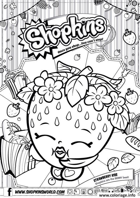 595x842 Best Shopkins Images On Coloring Books, Coloring