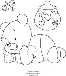 235x269 Coloring Page, Winnie The Pooh, Coloring Pages