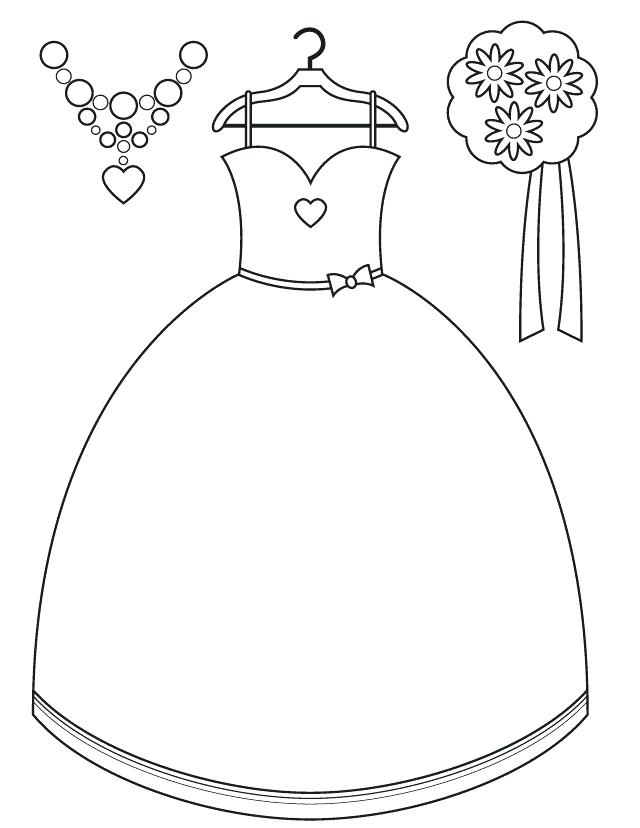 640x828 Shopping Cart Coloring Page