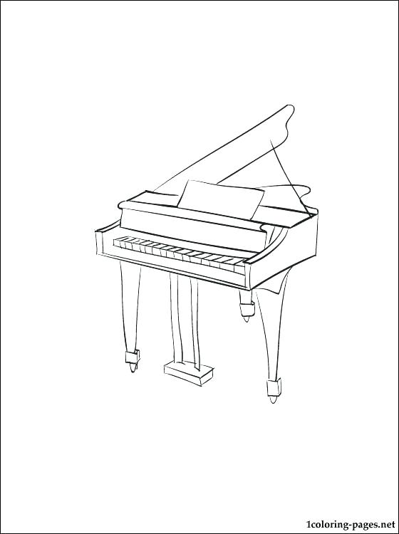 560x750 Shopping Cart Coloring Page