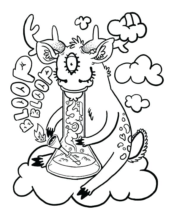 576x745 Hello Kitty Shopping Coloring Pages Printable Coloring Shopping