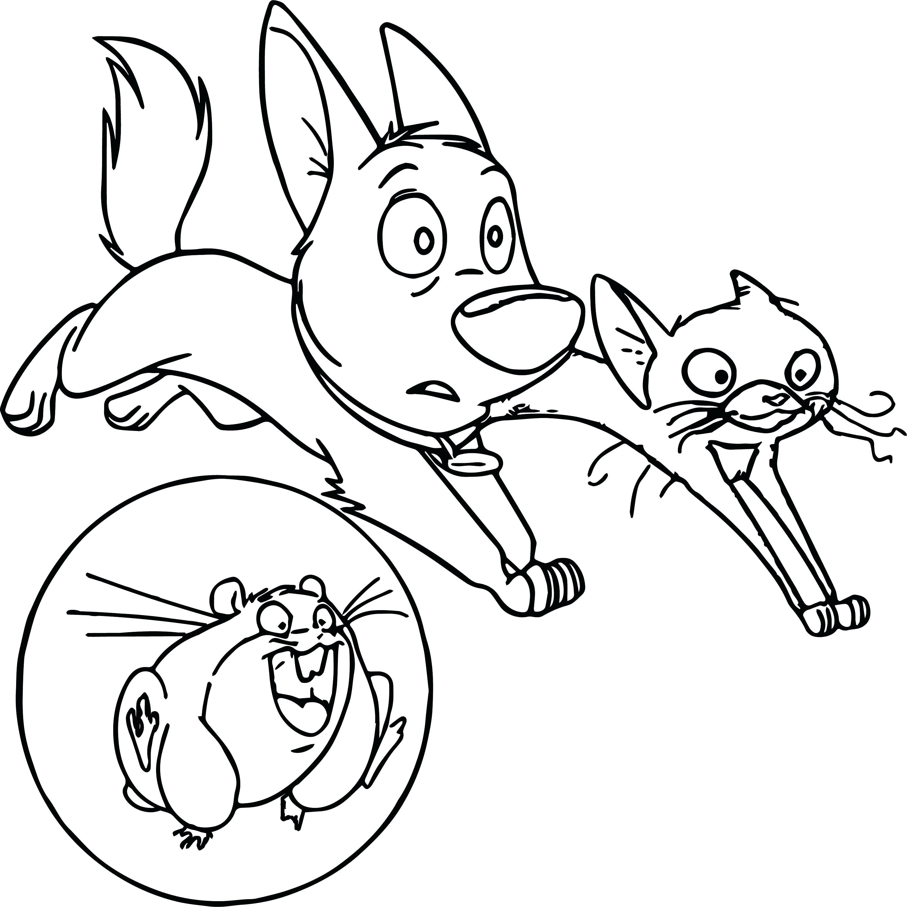 3092x3092 Fresh Disney Bolt Coloring Pages Design Printable Coloring Sheet