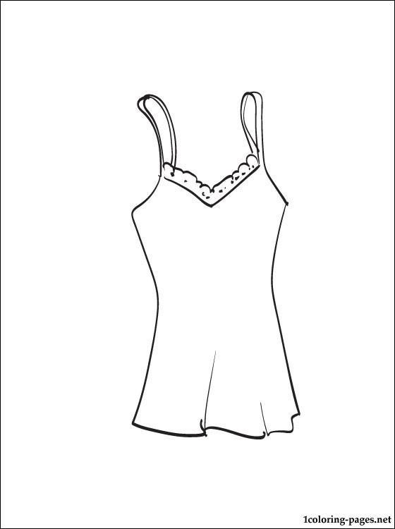 560x750 Camis Coloring Page Coloring Pages