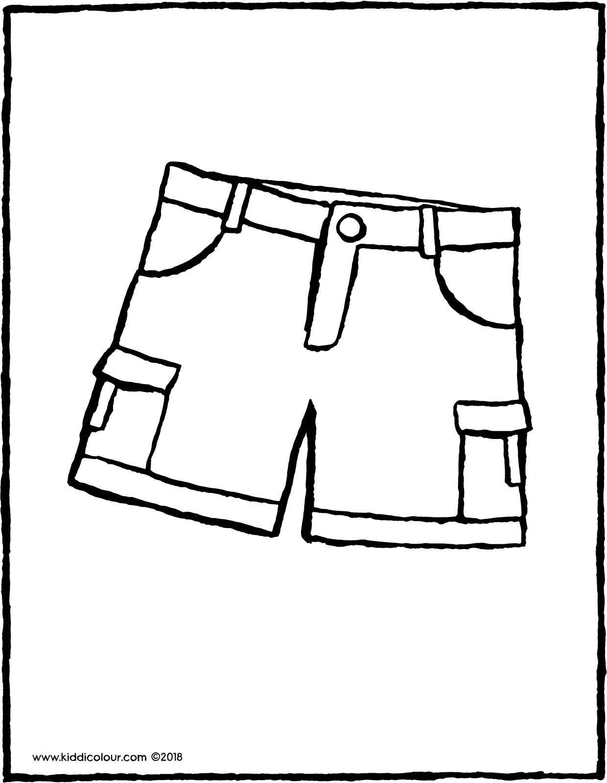 1240x1600 Shorts