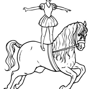 300x300 Reining Horse Coloring Pages Best Ideas For Printable