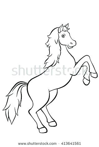 318x470 Horse Jumping Coloring Pages Horse Jumping Coloring Pages Coloring