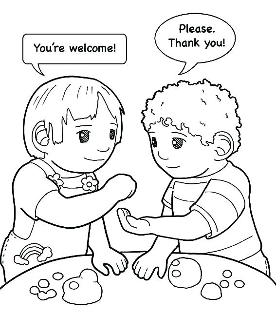 567x648 Kindness Coloring Pages My Best Friend Coloring Page Friend