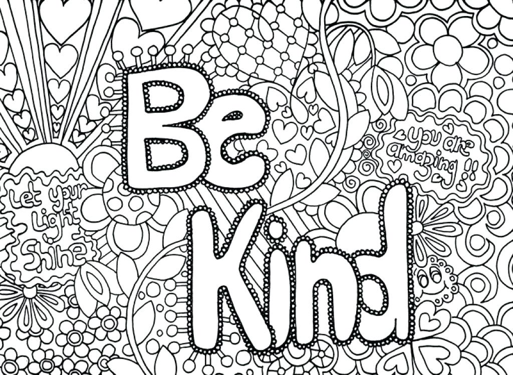 Showing Kindness Coloring Pages At GetDrawings Free Download