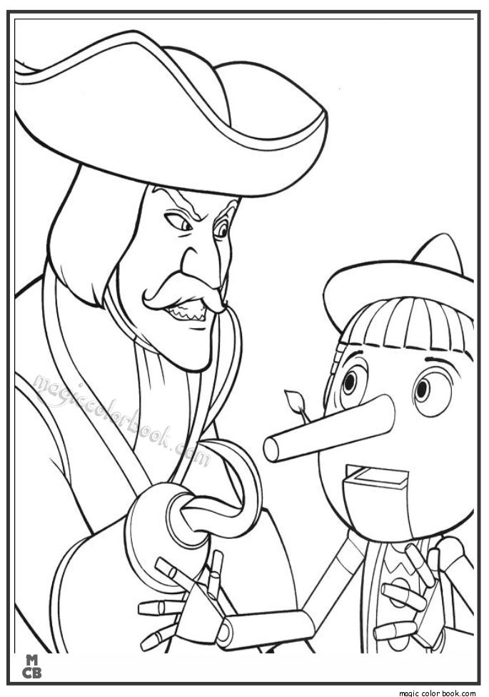 Shrek 2 Coloring Pages