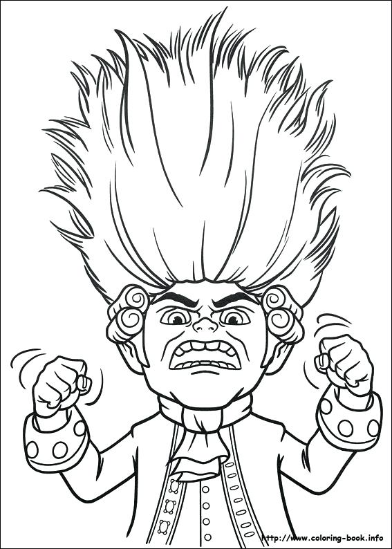 567x794 Shrek Coloring Pages Forever After Coloring Picture Coloring