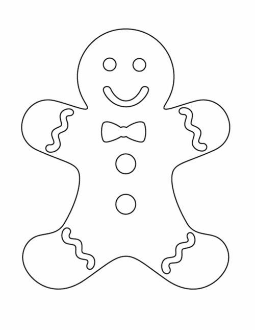 500x646 Shrek Gingerbread Man Coloring Pages Shrek Gingerbread Man