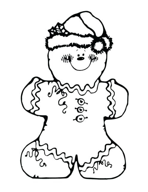 495x640 Gingerbread Man Coloring Pages Coloring Pages Gingerbread Man